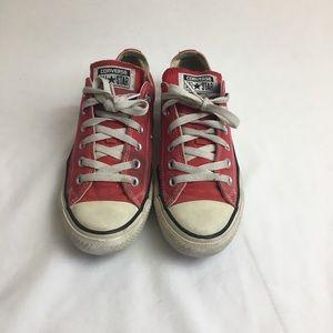 Women's Red Converse